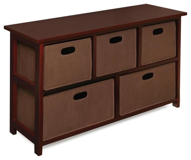 Fabric Storage Cabinets