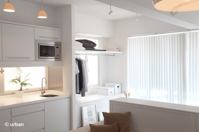 Whitely open plan modern kitchen hong kong by for Kitchen design hong kong