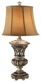 castilian table lamp traditional table lamps by fratantoni. Black Bedroom Furniture Sets. Home Design Ideas