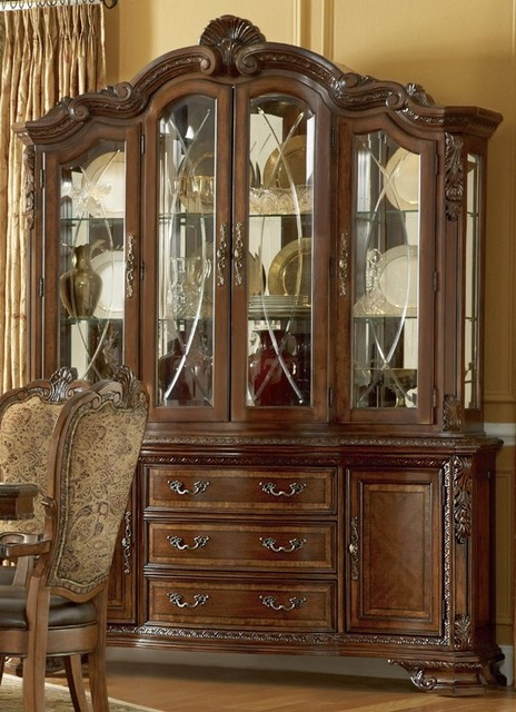 ... China Cabinet - ART-143243-143242-2606 traditional-china-cabinets-and