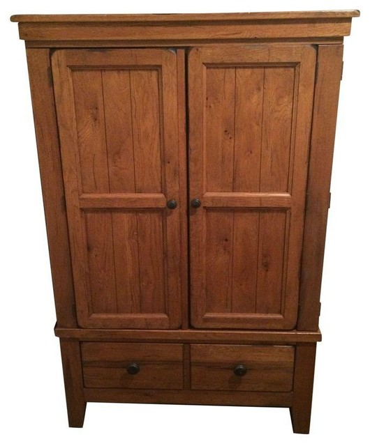 Pre-owned Broyhill Attic Heirlooms Armoire - Armoires And Wardrobes