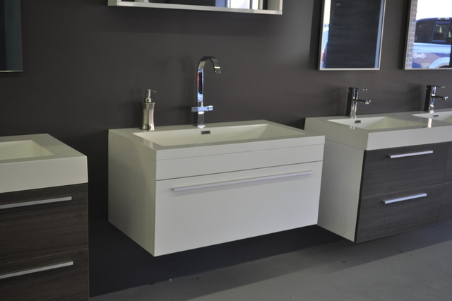 Igneous Modern Bathroom Vanities And Sink Consoles