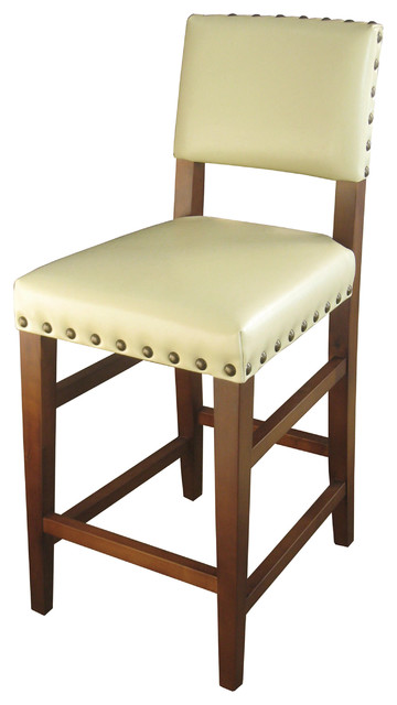 Blake Counterstool Ivory Transitional Bar Stools And  : transitional bar stools and counter stools from houzz.com size 360 x 640 jpeg 40kB
