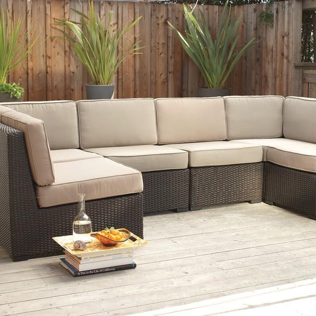 Filum Modular Sectional Modern Garden Sofas Other