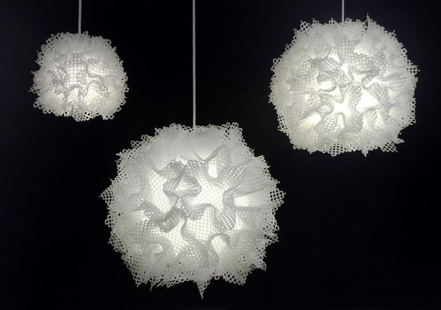 puff   bone mesh   modern   pendant lighting   detroit   by lumigado