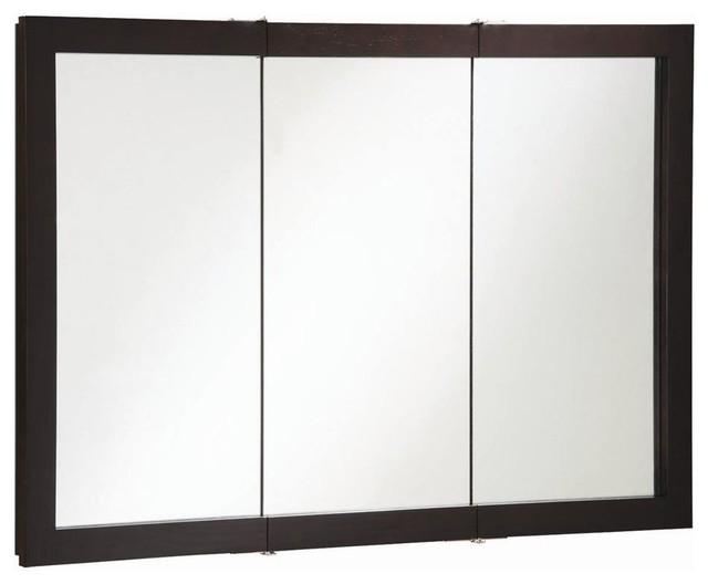 ... Medicine Cabinet in Espresso Finish contemporary-medicine-cabinets