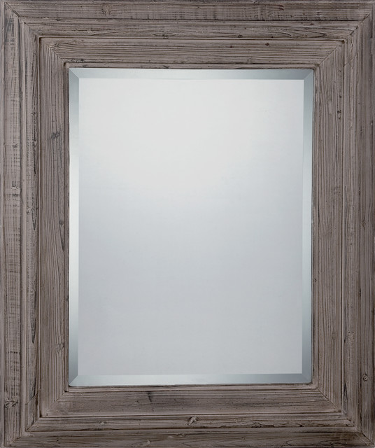 new valley grey wood grain large mirror contemporary wall mirrors