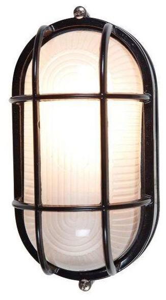 Access Lighting C20292BLFSTEN1118BS Nauticus Modern Outdoor Wall Light Mount