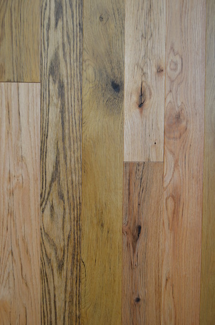 Reclaimed Rustic And Distressed Hardwood Floors Rustic