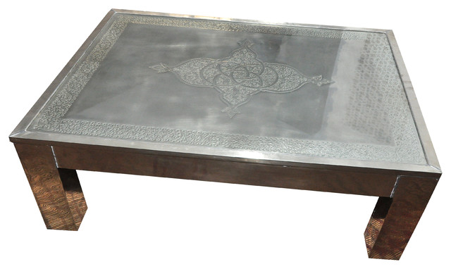 White Metal Coffee Table Coffee Tables London By