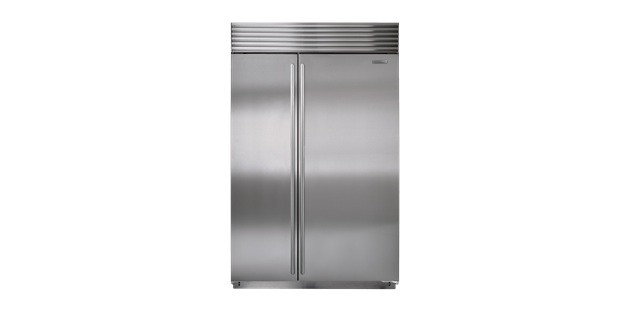 sub zero 48 side by side refrigerator freezer. Black Bedroom Furniture Sets. Home Design Ideas