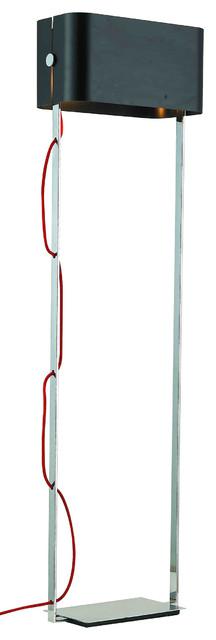 lampadaire design abat jour contemporain contemporary floor lamps by. Black Bedroom Furniture Sets. Home Design Ideas