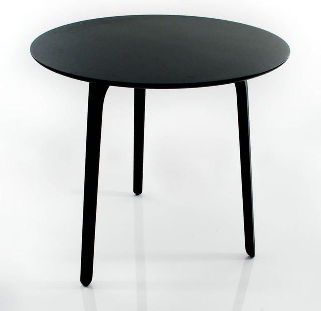 Table first tisch rund modern dining tables by for Tisch rund modern