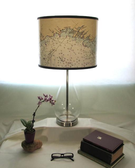maine coast nautical chart traditional beach style. Black Bedroom Furniture Sets. Home Design Ideas