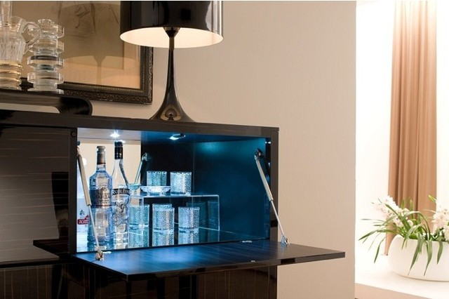 Rossetto Nightfly Bar Buffet Contemporary Furniture Miami By Home Furniture And Patio