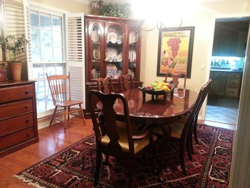 Formal Cherry Wood Dining Room Set <<<< Home Furniture Home