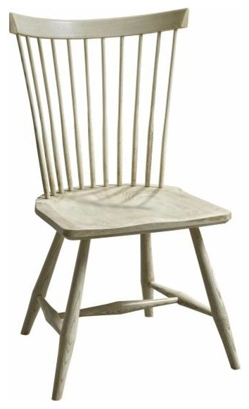 Low fan back side chair for Modern low back dining chairs