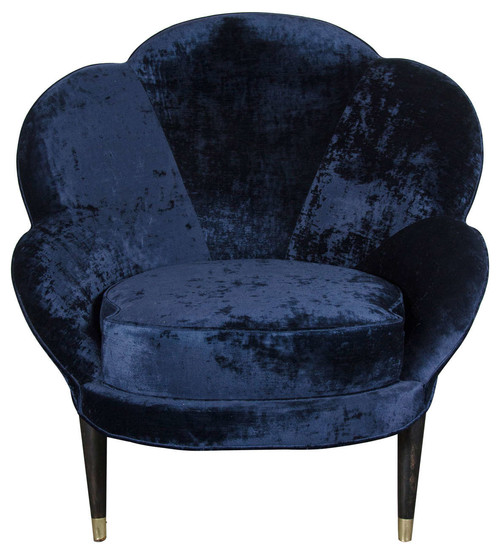 Les velours: tendance de la prochaine saison Les velours: tendance de la prochaine saison contemporary armchairs and accent chairs