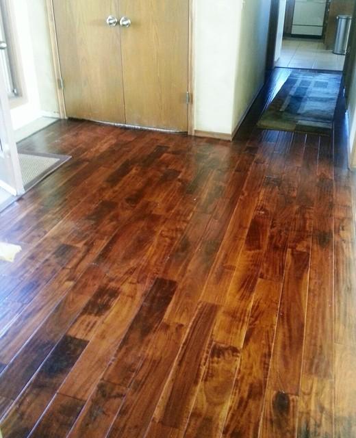 Hardwood floors transitional wichita by great for Hardwood floor dealers