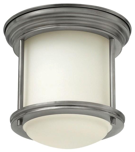 Hinkley Lighting 3300 Hadley LED Flush Mount Farmhouse Flush mount Ceilin