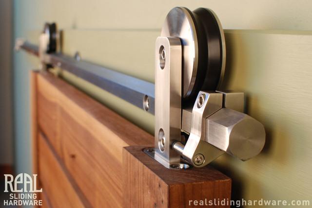 Hex Bar Modern Sliding Hardware Rustic Home