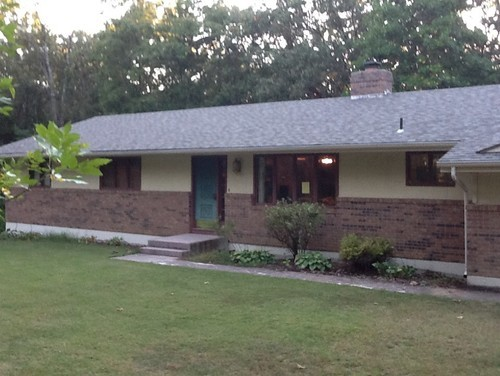Help with curb appeal for my ugly duckling dated 1980 39 s for How to add curb appeal to a ranch style house