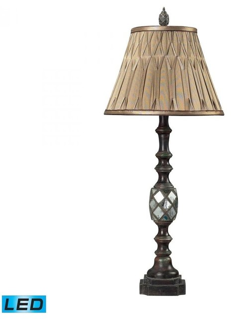 Dimond 1 light rabat table lamp transitional table lamps - Table a rabat mural ...