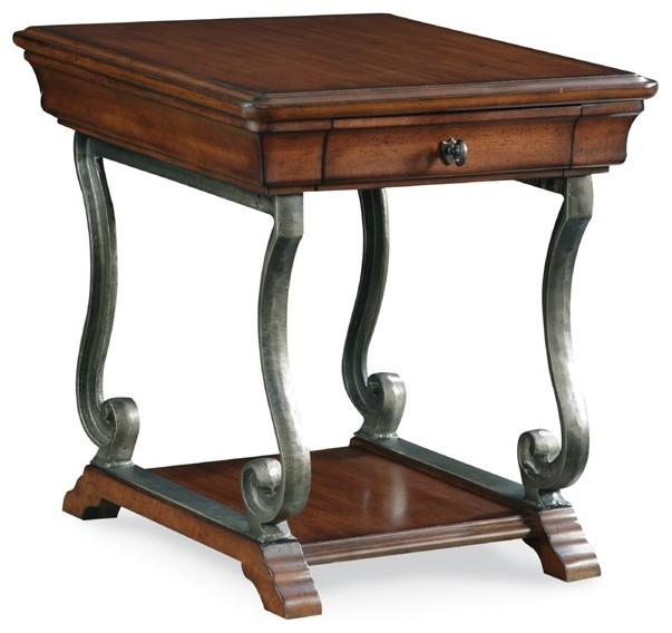 Art furniture margaux end table art 166303 2630 traditional coffee tables salt lake Traditional coffee tables and end tables