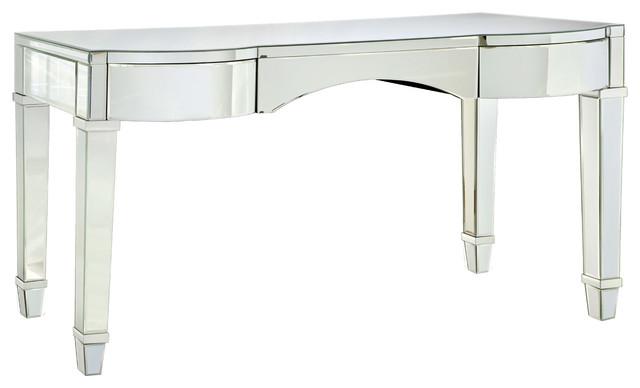 Bungalow 5 cunard vanity desk modern desks and hutches for Bungalow 5 desk