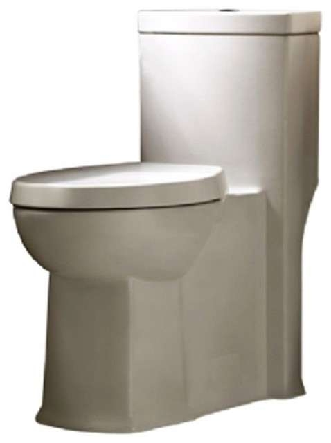 American Standard Dual Flush Right Height Elongated One