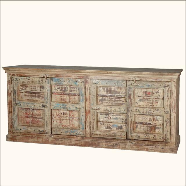 reclaimed wood sideboards 2