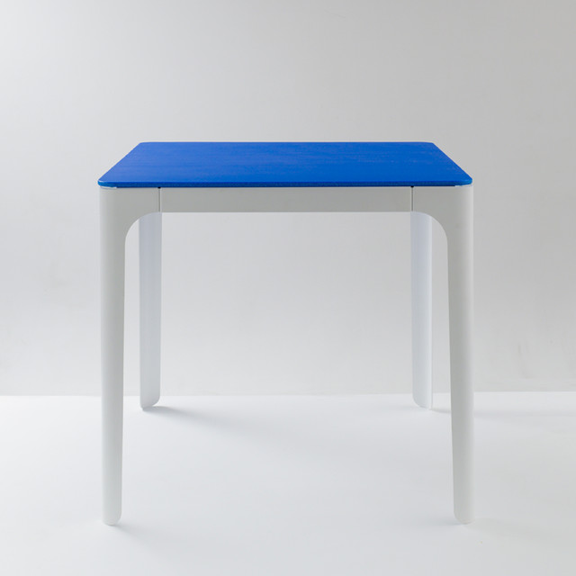 Pop Table Blue Modern Dining Tables Sydney By