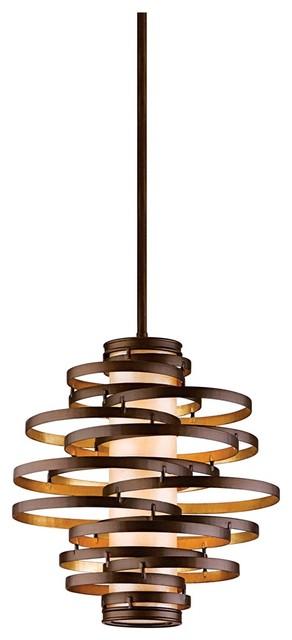 corbett vertigo small pendant light contemporary. Black Bedroom Furniture Sets. Home Design Ideas