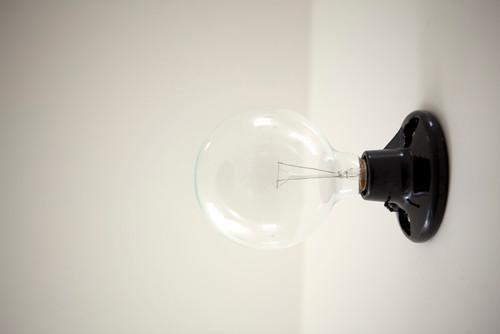 Wall mounted light bulbs?