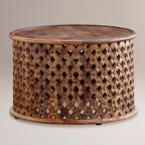 Tribal Carved Coffee Table Modern Coffee Tables By Cost Plus World Market