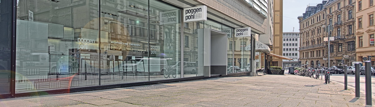 poggenpohl forum frankfurt frankfurt de 60313. Black Bedroom Furniture Sets. Home Design Ideas
