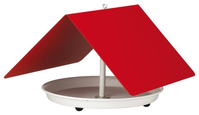 birdy vogelhaus bauhaus look vogelfutterstationen. Black Bedroom Furniture Sets. Home Design Ideas