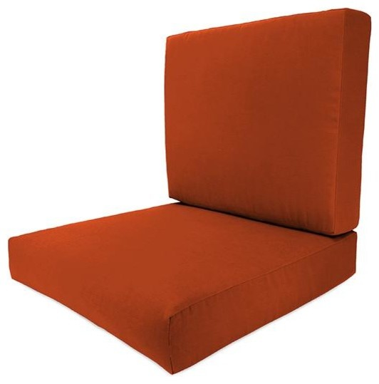 Outdoor Deep Seating Chair Cushion Traditional Outdoor