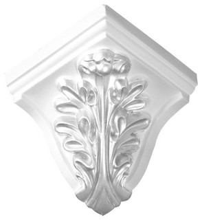Decorative Crown Molding Outside Corner Traditional