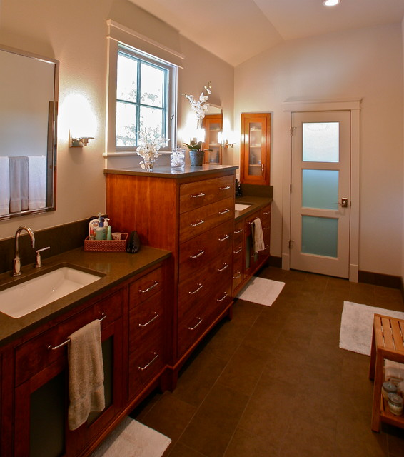 Tarrytown Bungalow Contemporary Bathroom Other By