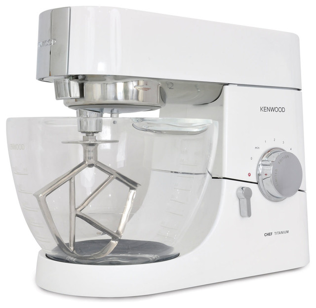 Kenwood kmc015 chef titanium mixer white - Chef titanium con voz ...