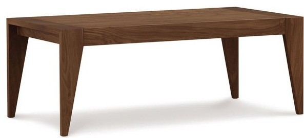Kyoto Rectangular Coffee Table 48 X 24 Transitional Coffee Tables By Wefurnit