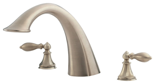 Pfister RT6 5EXK Catalina Roman Tub Faucet Trim Modern Bathtub Faucets