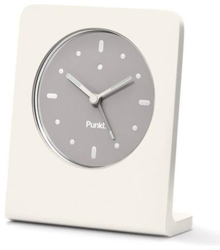 ac 01 alarm clock by punkt modern alarm clocks by lumens
