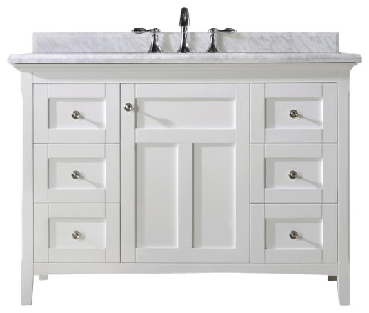 transitionalbathroomvanitiesandsinkconsoles,