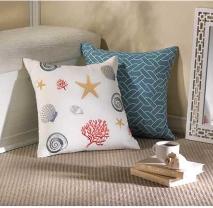Beach/Cottage Pillows