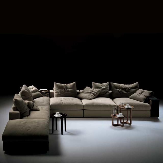 Flexform Groundpiece Sofa Modern Sectional Sofas By