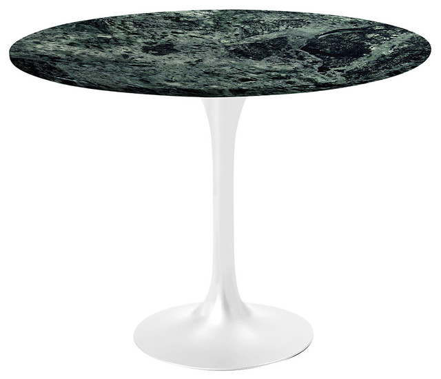 36quot Round Saarinen Table White Base Coated Verdi Alpi  : midcentury dining tables from houzz.com size 640 x 550 jpeg 50kB