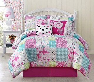 Down Alternative Comforters - Traditional - Comforters And ...