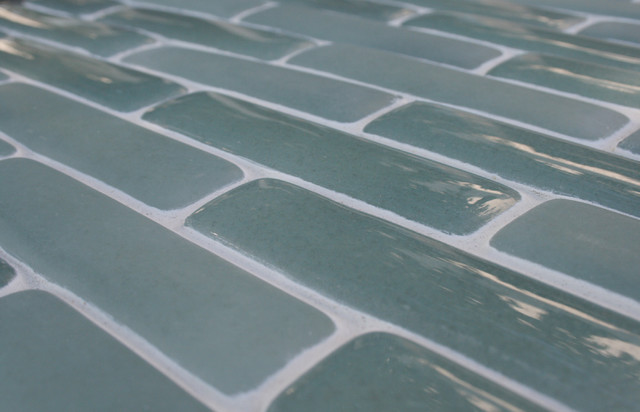 Crush Recycled Glass Tile Contemporary Tile San Francisco By Fireclay Tile